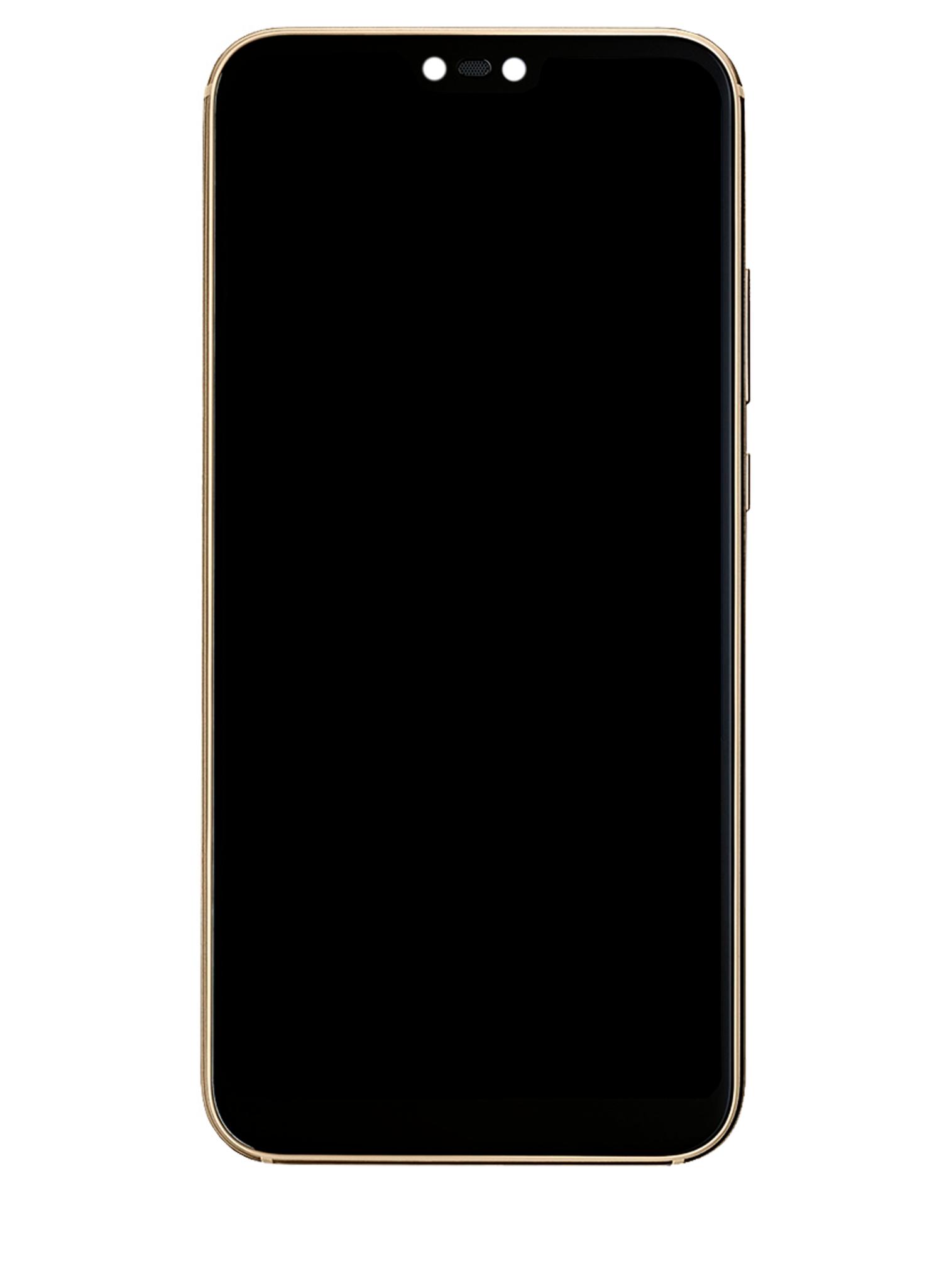 Huawei P20 Lite ANE-LX1 Display Module + Frame Gold