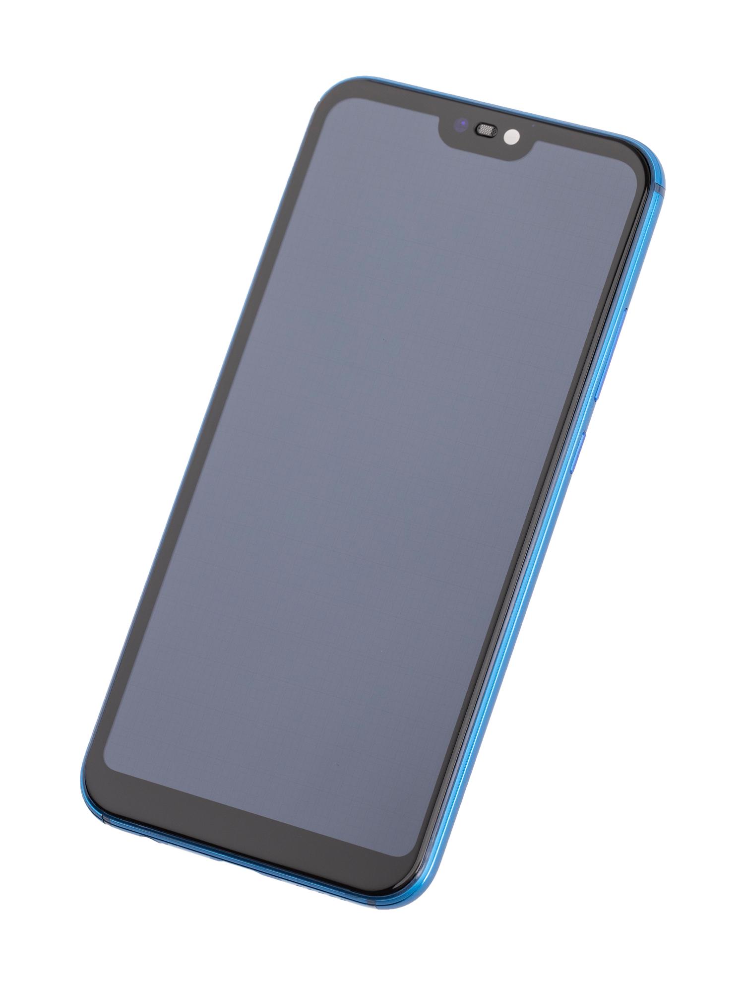 Huawei P20 Lite ANE-LX1 Display Module + Frame Blue