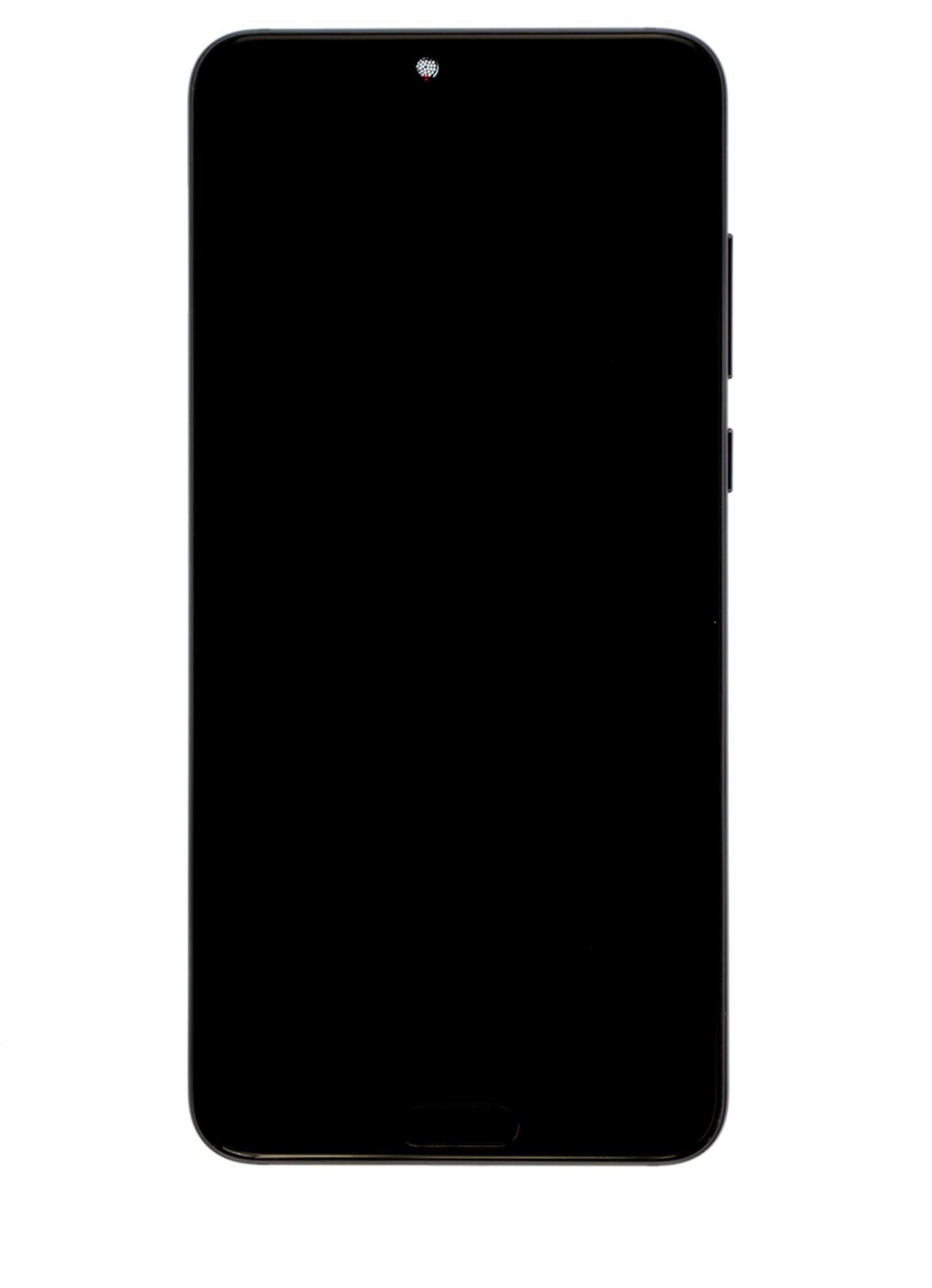 Huawei P20 Pro CLT-L29 Display Module + Frame Blue