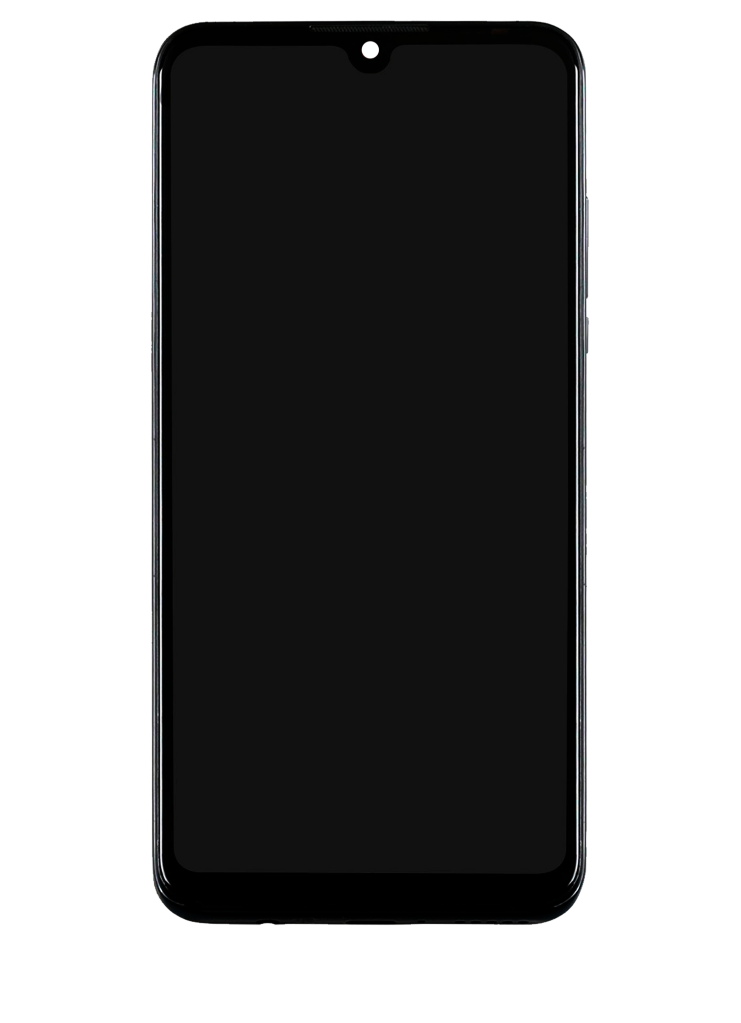 Huawei P30 Lite MAR-LX1A Display Module + Frame Black