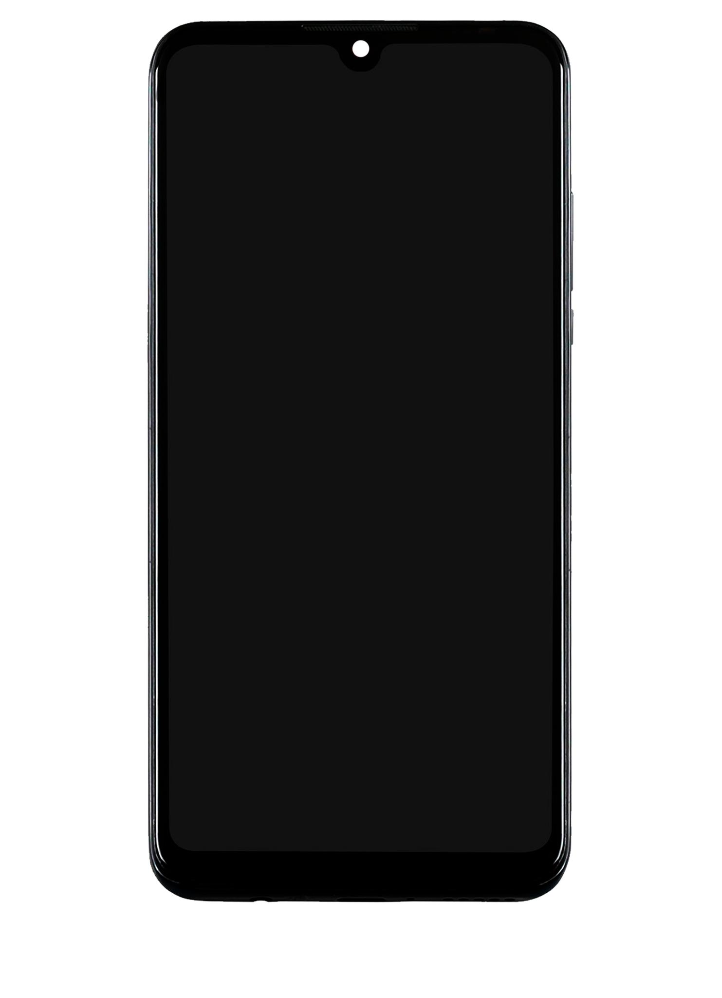 Huawei P30 Lite New Edition MAR-LX1B Display Module + Frame Black