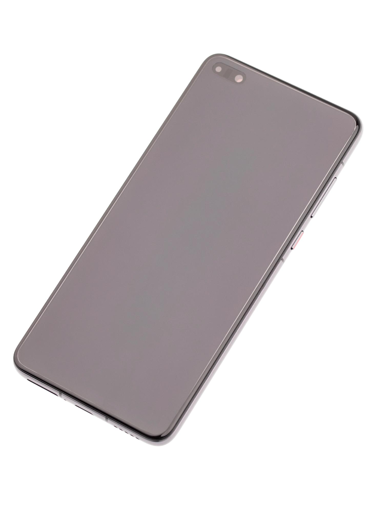 Huawei P40 ANA-NX9 Display Module + Frame Black