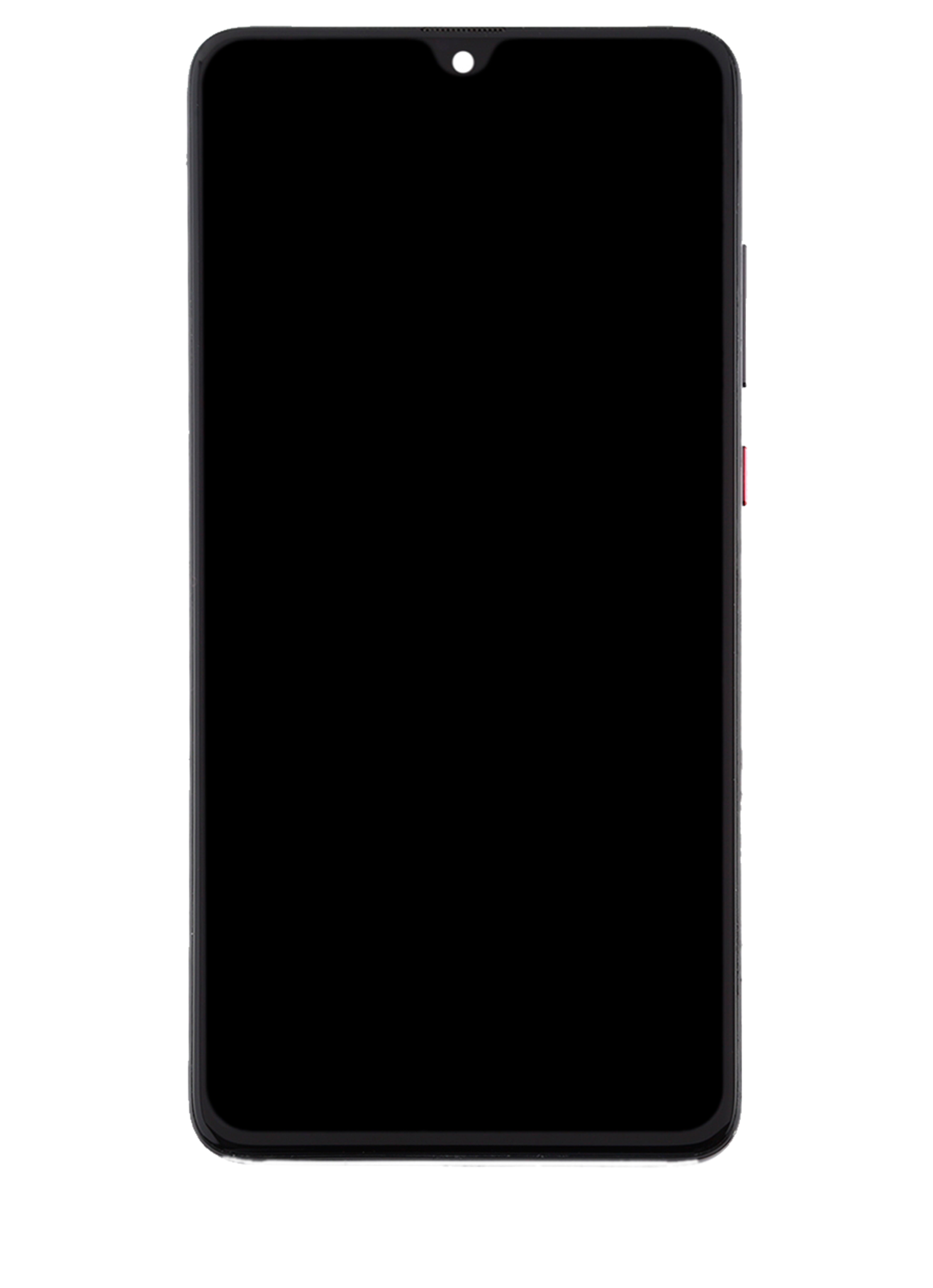 Huawei Mate 20 HMA-L29 Display Module + Frame Black