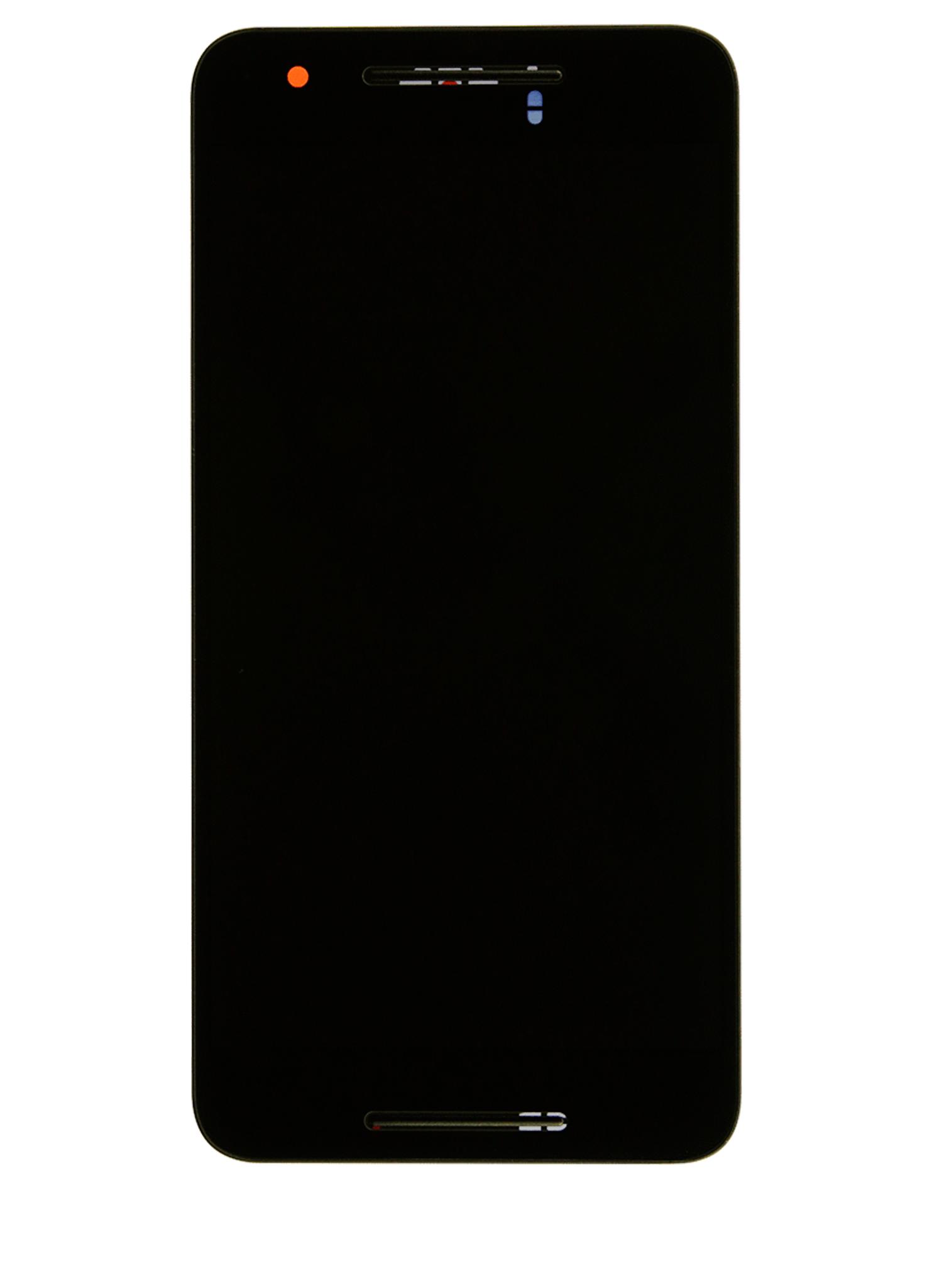 Huawei Nexus 6P NIN-A2 Display Module + Frame Black Original