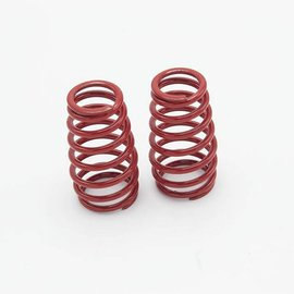 Mecatech Racing Barrel spring red 2.7 mm 2 pcs.