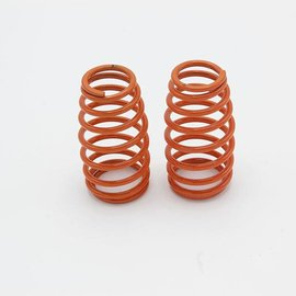 Mecatech Racing Tonnenfeder orange 2.5 mm 2 Stk.