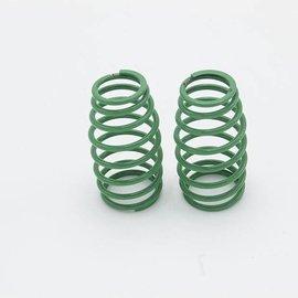 Mecatech Racing Barrel spring green 2.4 mm 2 pcs.