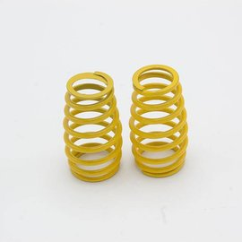 Mecatech Racing Barrel spring yellow 2.8 mm 2 pcs.