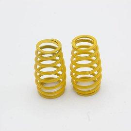 Mecatech Racing Barrel spring yellow 2.8 mm 2 pcs.