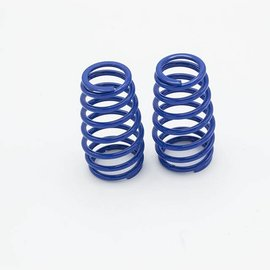 Mecatech Racing Barrel spring blue 2.6 mm 2 pcs.
