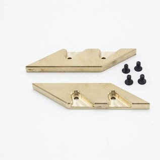 Mecatech Racing Additional weight middel 2 pcs