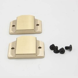 Mecatech Racing Front postion weights 2 stuks