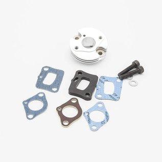 HR Creations Aluminium tuning isolator met koelribben by HR-Creations