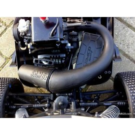 Samba Samba MCD rear pipe set