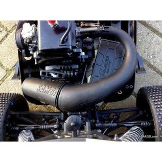 Samba Samba MCD rear pipe set