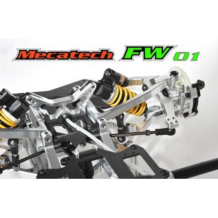 Mecatech Racing FW01 Chassiskit
