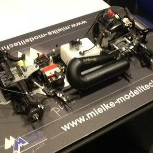 Mielke Modelltechnik Big Tornado uitlaat tbv FG 4wd touringcar