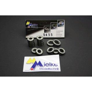 Mielke Modelltechnik Ball bearing set for Mecatech FW01