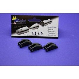 Mielke Modelltechnik Clutch shoes 3 x Carbon