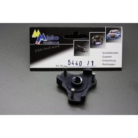 Mielke Modelltechnik Schoenhouder met stiften tbv koppeling 5440