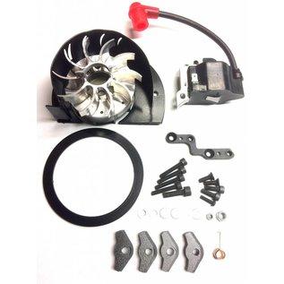 SCS M2 SCS M2 Power Fan Wheel 72 OFFROAD Set