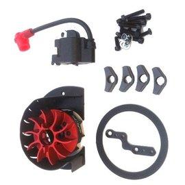 SCS M2 SCS M2 Power Fan Wheel 64 Set
