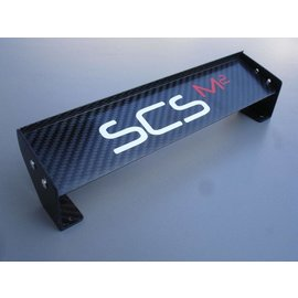 SCS M2 Carbon touring car rear wing by SCS