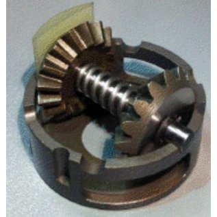 SCS M2 Diff gear shaft evo 2012