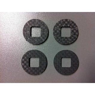 SCS M2 Diff-Shims Carbon V2