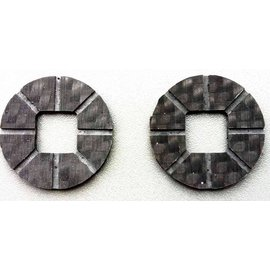 SCS M2 Diff-Shim Carbon Standard (32mm)