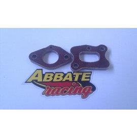 Abbate Racing Special Bakeliet gaskets for Alloy Insulator