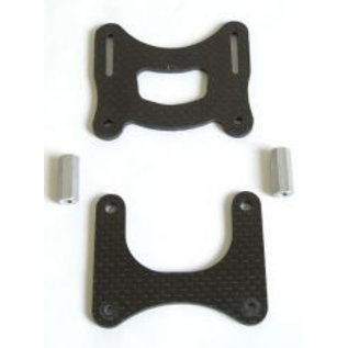 HARM Racing Resonanzrohrhalter SX-4, Set