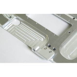 HARM Racing Motor support front right SX-4 Team-Edition chassis plate, 1 pcs.
