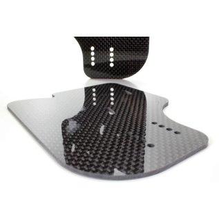 Lightscale Winglet (1x) Carbon tbv F1 spoiler