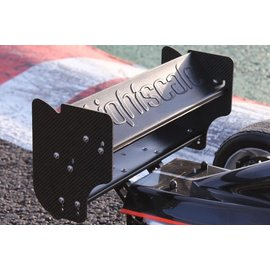 Lightscale Rear Wing Formula 1 complete Set