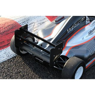 Lightscale Rear Wing Formula 1 complete Set
