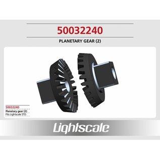 Lightscale Planeetwiel 24 tands, 2 stuks