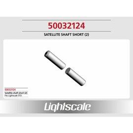 Lightscale As tbv satelliet wiel kort, 2 stuks
