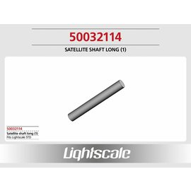 Lightscale Satellite shaft long