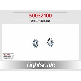 Lightscale Satellite gear