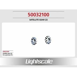 Lightscale Satelitenrad 10 Zähne (2)
