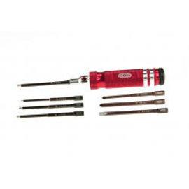 EDS Quickchange wrench set metric