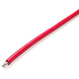 Robitronic Silicon wire 1m red