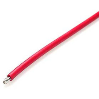 Robitronic Silicon wire 1m red 2,5mm2 dia 3.9mm