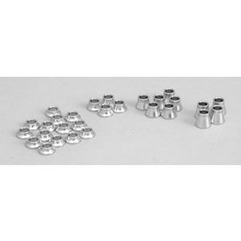 HARM Racing Aluminium onderlegkegel set