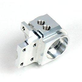 HARM Racing Aluminium fusee voor offset 0+5mm / caster 6mm