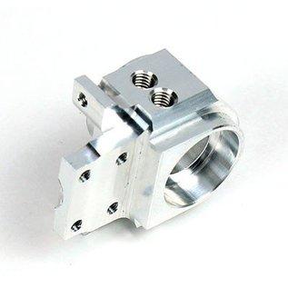 HARM Racing Aluminium fusee voor offset 0+5mm / caster 6mm, Links