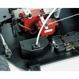 HARM Racing Antennenrohr mit Halterung