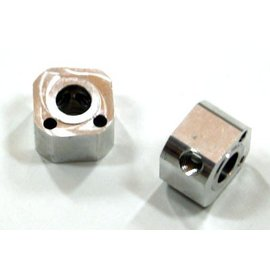 HARM Racing Front hub alloy with pins 10,5 mm