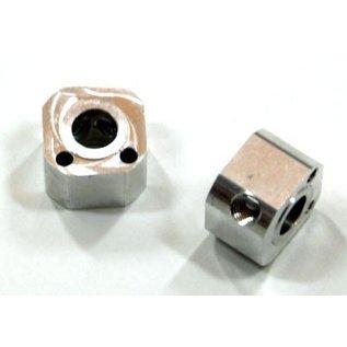HARM Racing Felgen-Vierkantmitnehmer, Alu 10,5 mm 2 Stk.